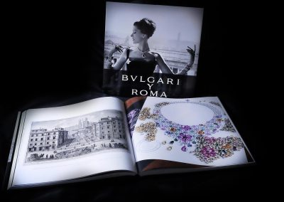 BULGARI Y ROMA catalogue