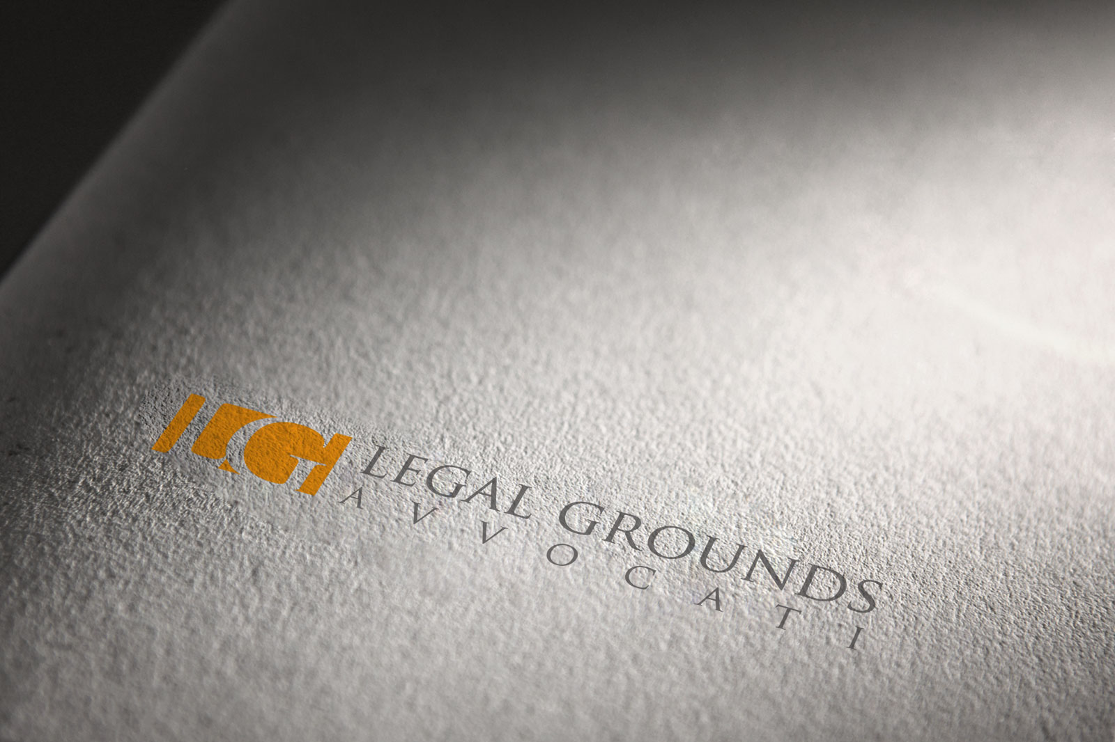 Restyling logo Legal Grounds Avvocati