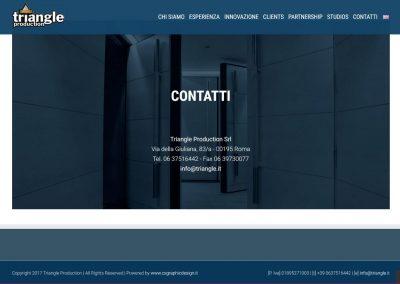 Triangle production sito internet