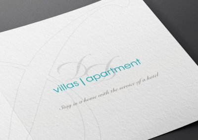 Villas Apartment depliant