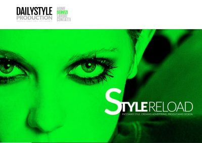 sito internet Daily Style Production - servizi